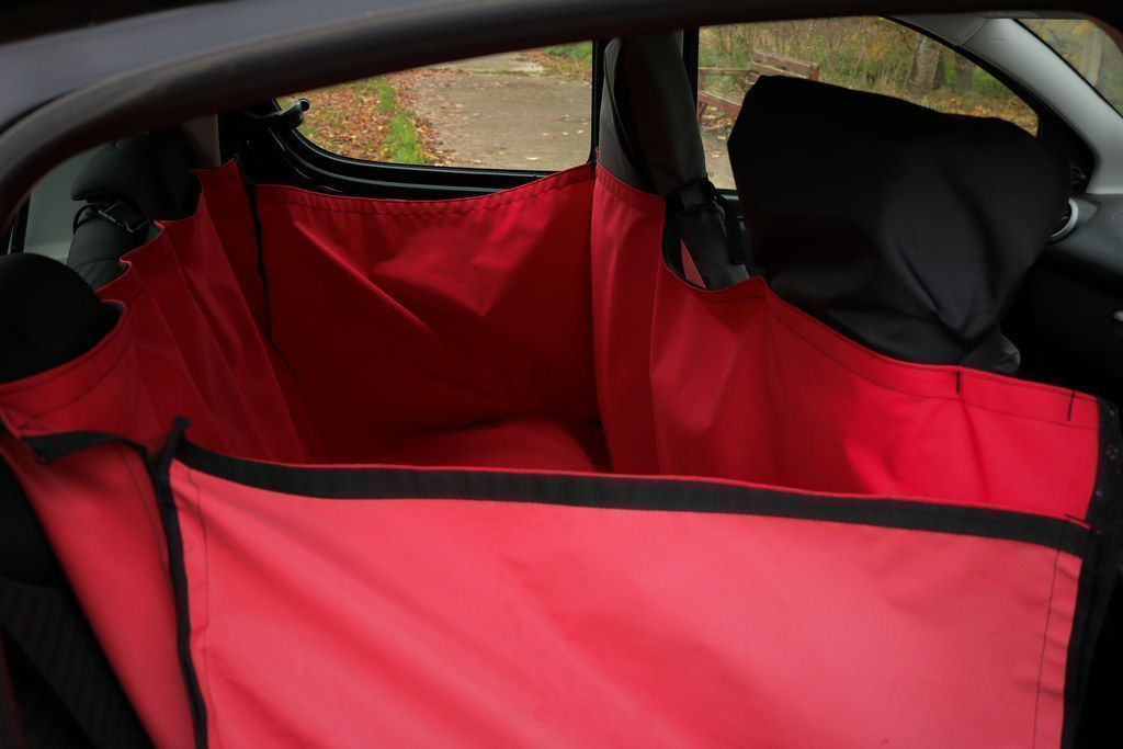 Mini Rear Seat Dog Hammock